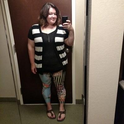 Hotlanta Fashion, Vol. 15 #LeggingsWearDontCare