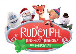 RUDOLPH THE RED-NOSED REINDEER™: THE MUSICAL at Rosemont Theatre – December 18th & 19th #ShineBright