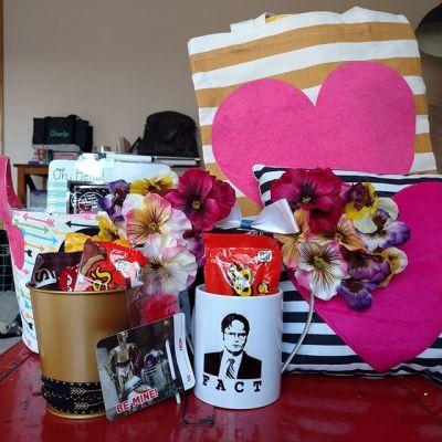 Half-Handmade Valentines: Thanks, Target!