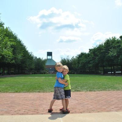 Life with Brothers: A Two {or more} Sons Survival Guide