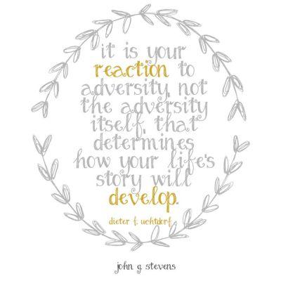 Surviving Adversity