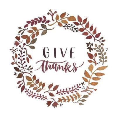 Give Thanks {2016}.