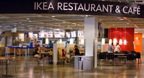 Ikea Al Bar Arriva Larea Wi Fi Attrezzata Per Lavorare