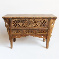 Desk Chair Fabric Grey Rocking Antique Mongolian Carved Entry Table Furniture | Mix