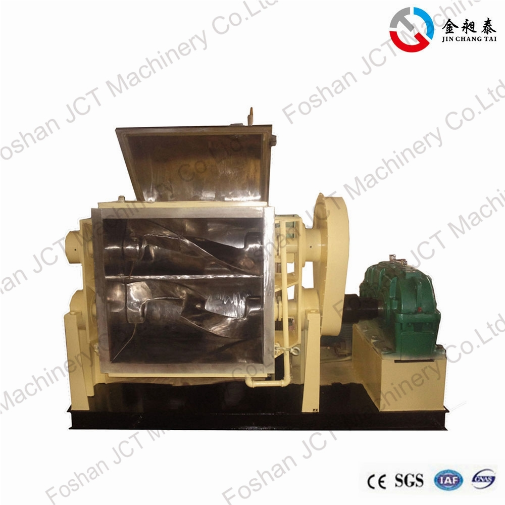 How about working principle of sigma blade mixer in JCT? | mixmachinery