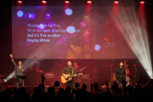 Image result for Christian congregation at worship