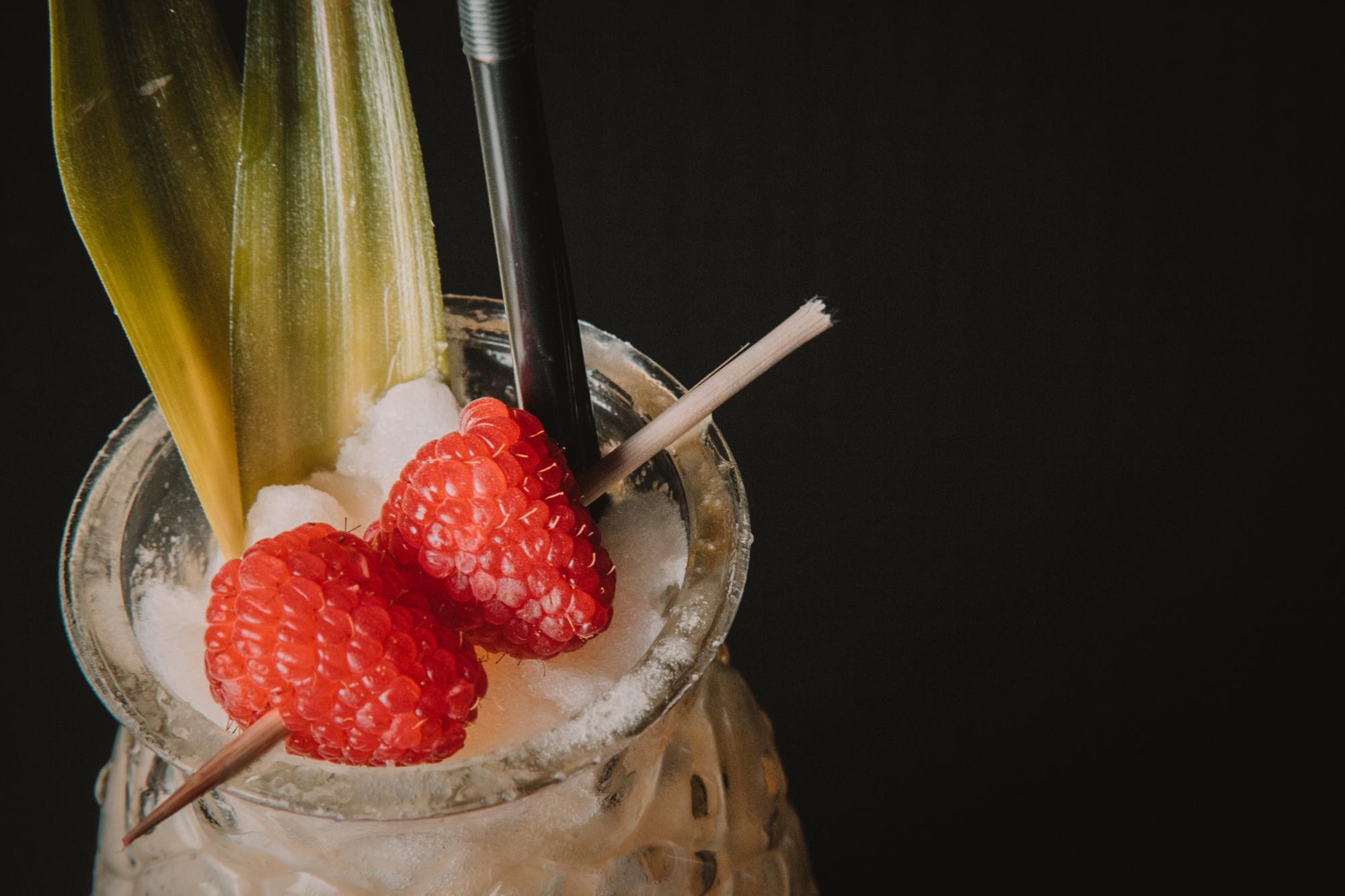 Coctel de pineapple de mixologar&cia