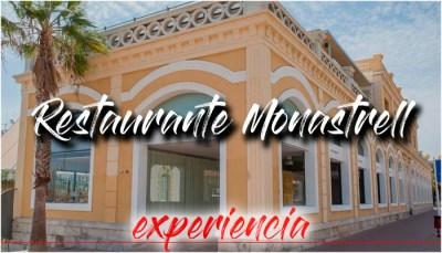 Restaurante Monastrell, experiencia gastronómica en Alicante