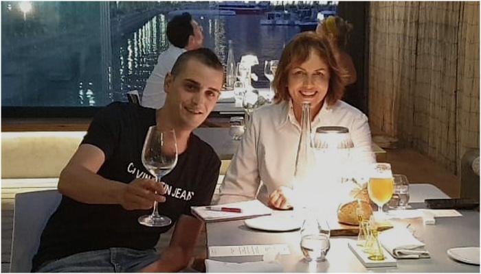 Restaurante Monastrell Maria Jose San Roman