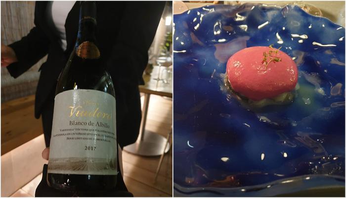 Restaurante Monastrell Viadero 2017 y Pescadilla