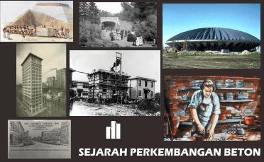 Sejarah Perkembangan Beton