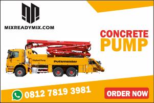 Informasi dan Harga Concrete Pump / Pompa Beton