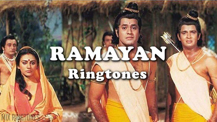 Ramayan Mp3 Song Ringtone By Ramanand Sagar Free Download for Mobile Phones
