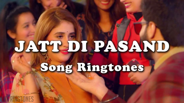 Jatt Di Pasand Mp3 Song Ringtone By Shivjot Free Download