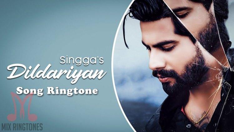 Dildariyan Song Ringtone - Singga