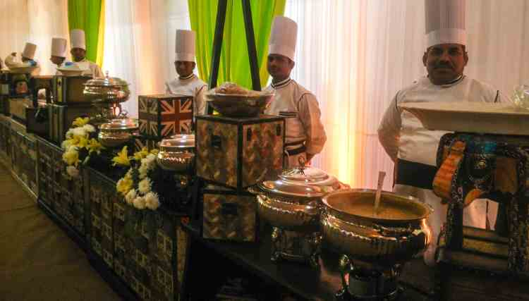 Off Site Catering MiXstudio Delhi