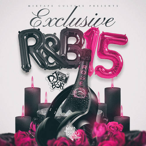 DJ B-Ski – Exclusive R&B 15