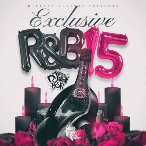 DJ B-Ski – Exclusive R&B 15