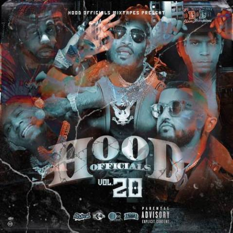 DJ Official – Hood Official 20