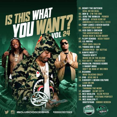 DJ J-Boogie – Is This What You Want 24