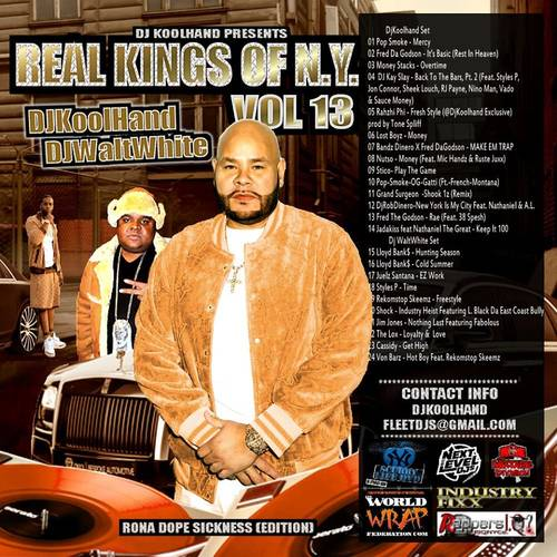 DJ Koolhand – Real Kings Of N.Y. 13