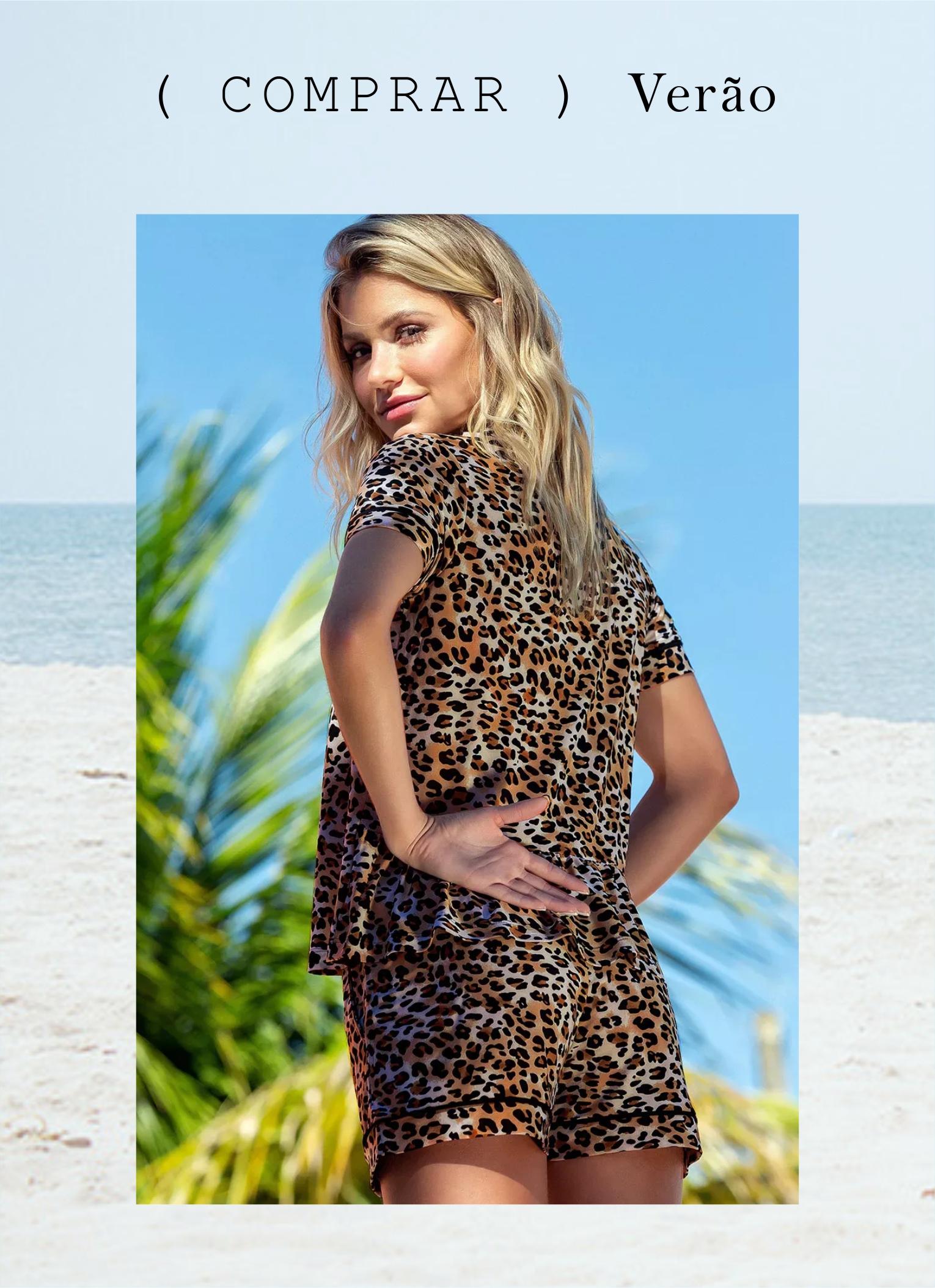 Comprar Pijamas Outlet Verão