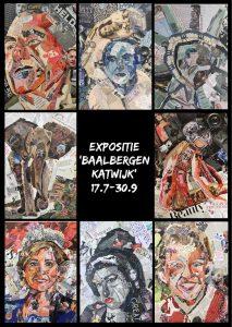 Expositie Baalbergen Katwijk