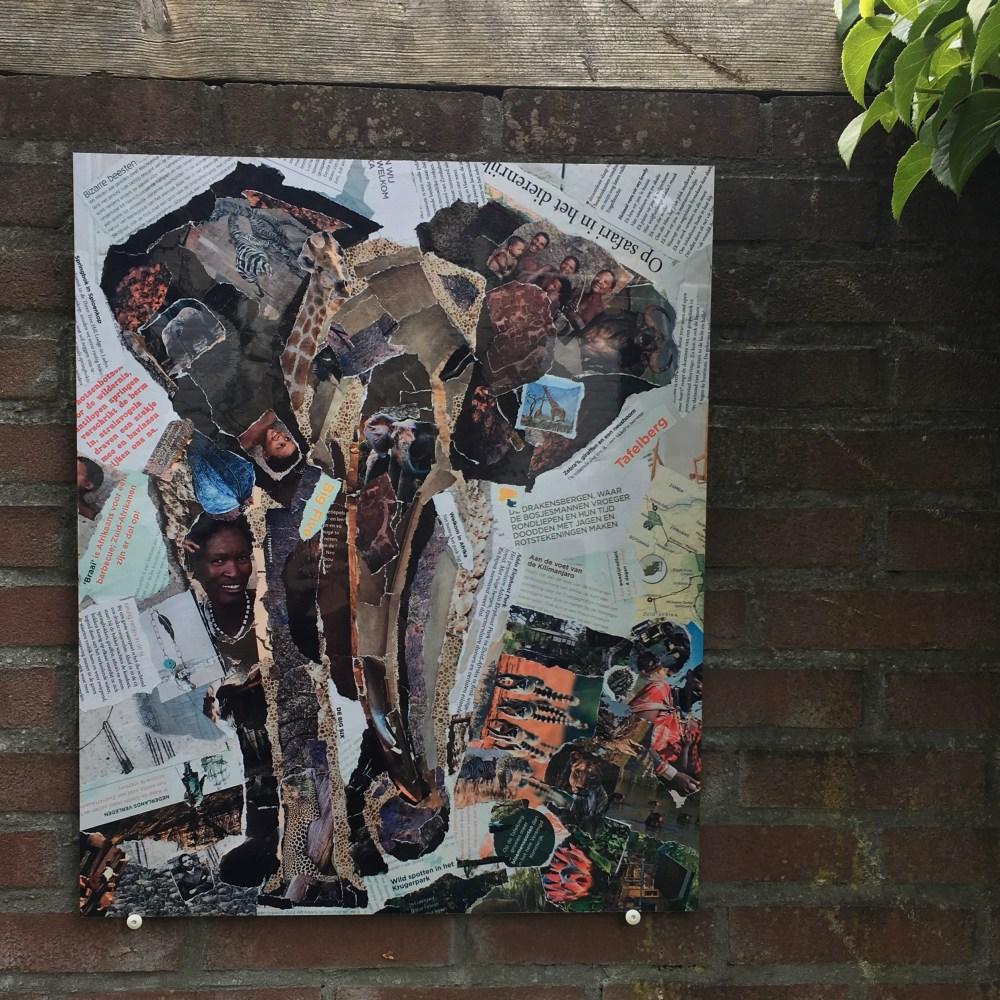 Steelprint 'Afrika'