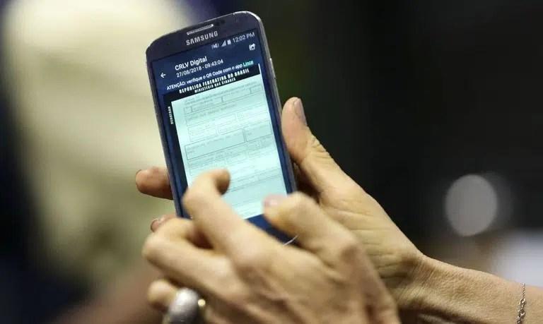 Passo a passo para obter em seu celular a nova CNH digital