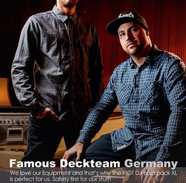 Famous Deckteam