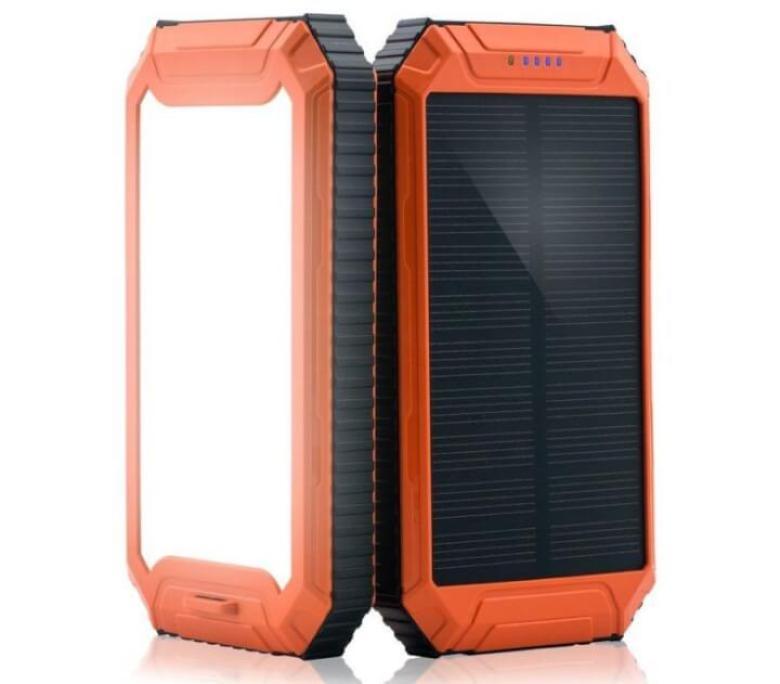 PowerGreen ソーラーチャージャー モバイルバッテリー