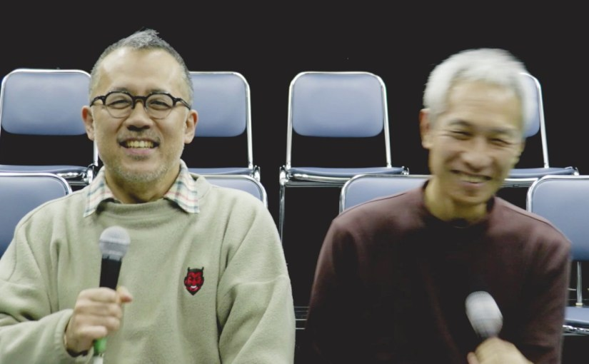 KAWAIの軽部さんと二人でトーク新春篇