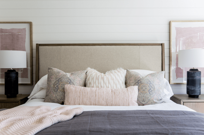 how to layer your bedding the right way