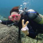 宮古島体験ダイビング・中の島ビーチ