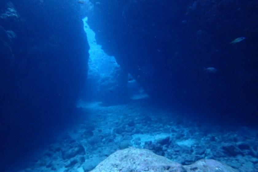 宮古島ダイビング 中の島チャネル