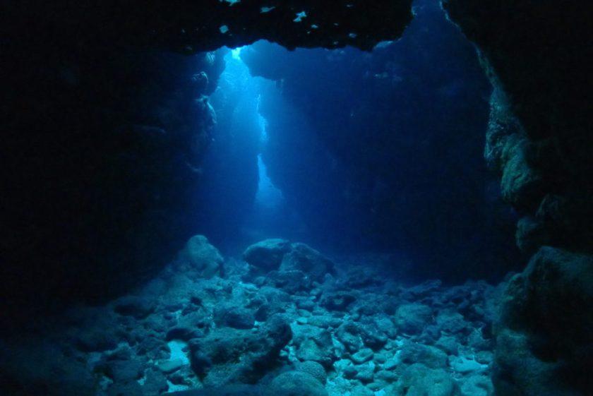 宮古島ファンダイビング・中の島チャネル