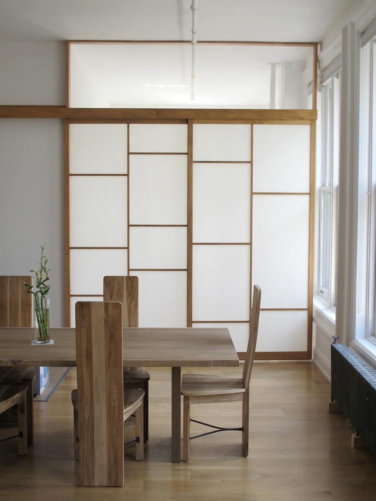 PROJECTS PHOTOS  MIYA SHOJI  Japanese shoji screen