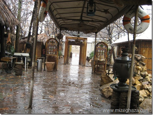 قیمت غذا رستوران هفت خوان شیراز