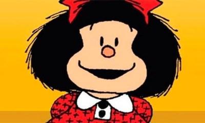 / En 1977, Mafalda fue seleccionada por el Fondo de las Naciones Unidas para la Infancia (Unicef) para enarbolar los Derechos de los Niños. | Foto: Al Mayadeen