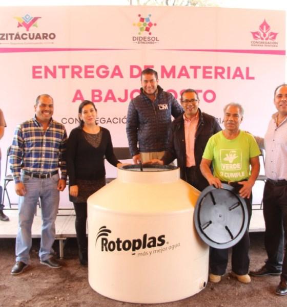 material a bajo costo en Zitácuaro