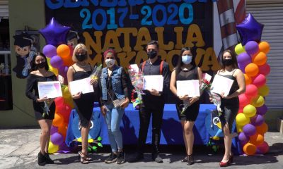 Egresados Escuela de Danza Natalia Makarova