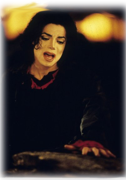 CLICK image to watch Michael Jackson's Earth Song on YouTube