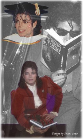 Michael Loved to Read!