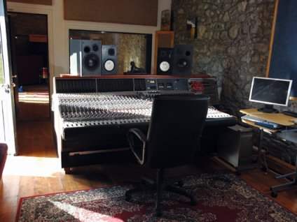 Studio Two in Grouse Lodge, Ireland