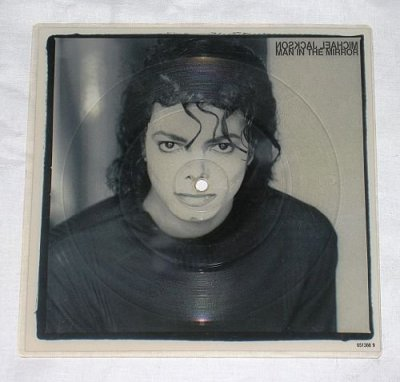 "Man In The Mirror 12"" Vinyl"