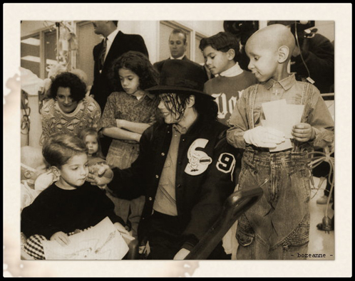MJ and Little Ones