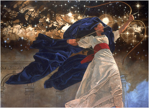 """'Stardust' by Patrick Whelan, one of the """"Jackson Seven"""""""