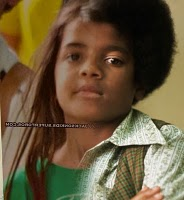 Young Blanket/Young MJ - quite a resemblance