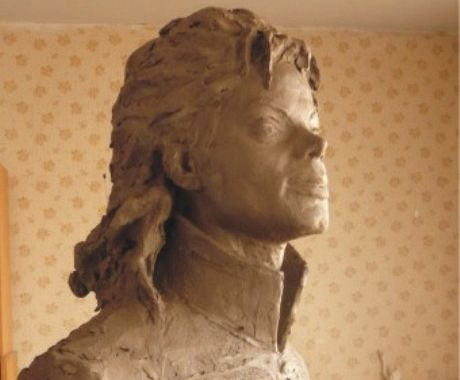Proposed bust of Michael to be placed in Letna Park, Praque