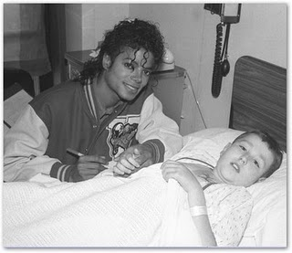 Visiting a sick child